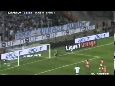 Marseille - Lyon 2006 résumé