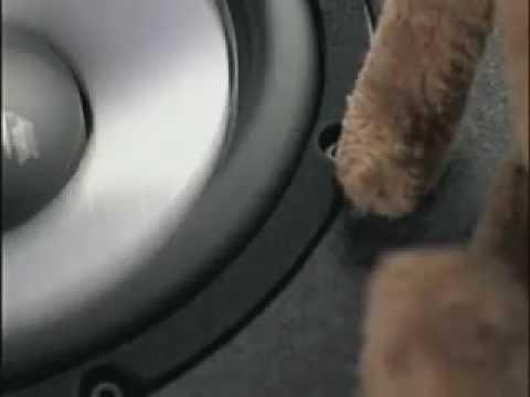 funny speaker commercial