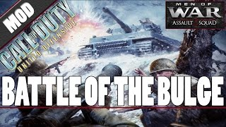 Download Lagu Men of War: Assault Squad 2 - Call of Duty: United Offensive (MOD) - Battle of the Bulge Mp3