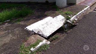 Marília: prefeitura terá de arrumar bueiros