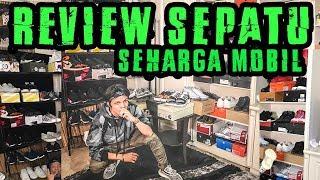Video REVIEW SEPATU SEHARGA MOBIL #BukanDuitOrangTua  (Sneakers Indonesia) MP3, 3GP, MP4, WEBM, AVI, FLV September 2018