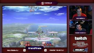 Master Raven vs Nick Riddle grand finals. I think you guys will enjoy this set (especially Mewtwo mains)!
