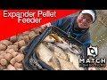 Expander Pellet Feeder Fishing