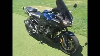 2. 2013 Yamaha Fazer FZ1 SC