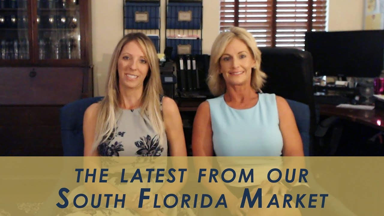 Important Information About Today's South Florida Market