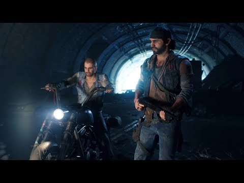 DAYS GONE Trailer (2019)