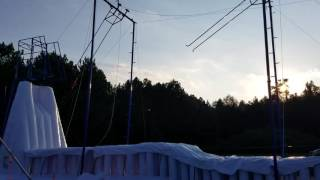 Ultimate Trapeze - First catch!