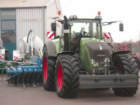 agravis technik meppen landbouwmechanisatiedagen 2011 (видео)