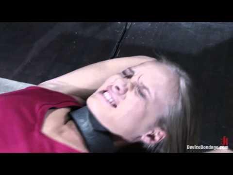 Domination Tube - Leah Wilde Gagging