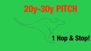 Video 20y - 30y One Hop & Stop Pitch Shot MP3, 3GP, MP4, WEBM, AVI, FLV Agustus 2019