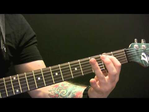 Burzum Dunkelheit Guitar Lesson