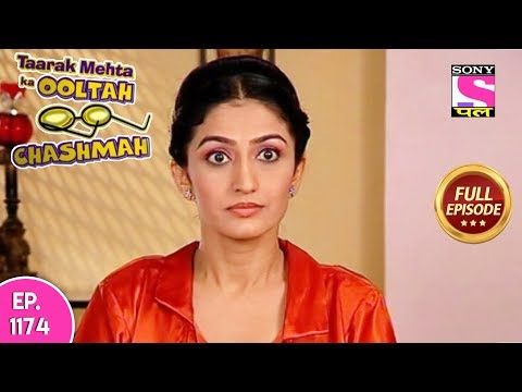 Taarak Mehta Ka Ooltah Chashmah - Full Episode 1174 - 28th May, 2018