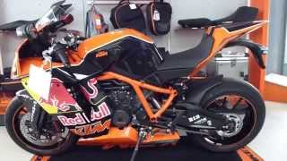 4. 2010 KTM 1190 RC8R ''Red Bull'' Limited Edition Nr.9 (One of 100) 175 Hp 270 Km/h 167 mph * Playlist