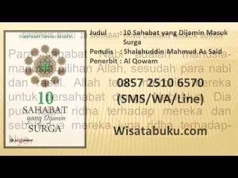 10 Sahabat yang Dijamin Masuk Surga   Shalahuddin Mahmud As Said   Al Qowam