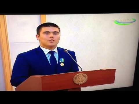 Бектемир, Ислам Каримов (видео)