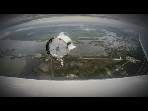 SpaceX - Pad Abort Test | Point of View