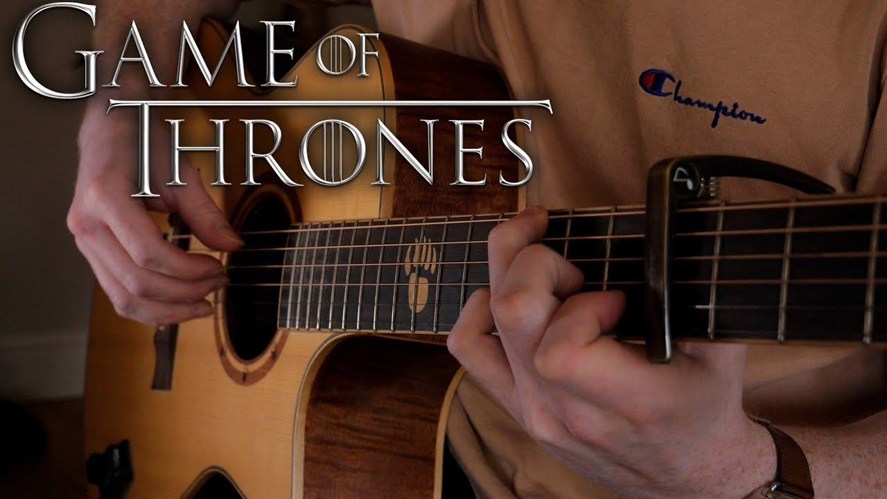 Jenny of Oldstones (Game of Thrones Soundtrack) –  Fingerstyle Guitar Cover