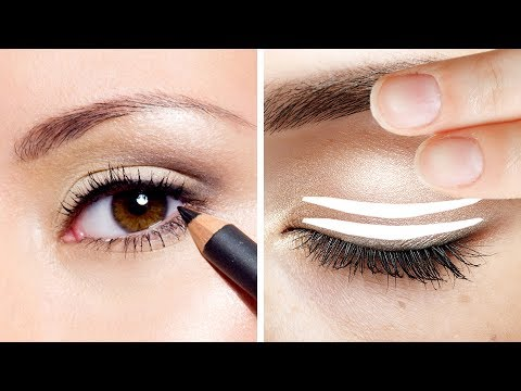 29 VIRAL MAKEUP TRICKS 2019