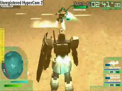 gundam battle royale psp cso