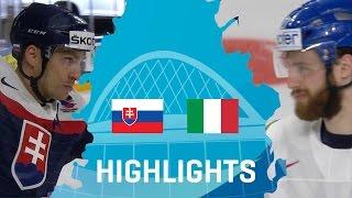 Словакия - Италия3-2 ОТ