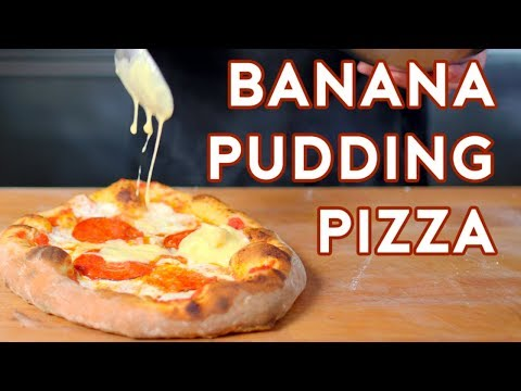Binging with Babish: Banana Pudding Pizza from Doug (видео)