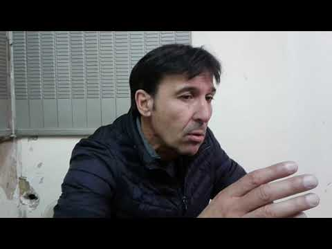 interview de Fabien aprés la rencontre OSQ / FEIGNES