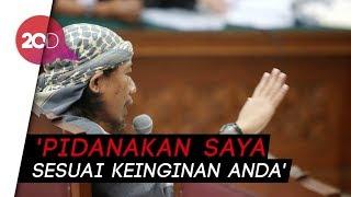 Video Aman Abdurrahman: Silakan Hukum Mati Saya! MP3, 3GP, MP4, WEBM, AVI, FLV Juni 2018