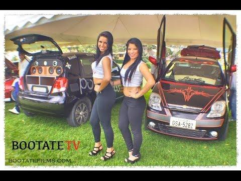 Ecuador Tuning Cars Presenta !!!AUTOS TUNEADOS!!! Loja | Bootate TV