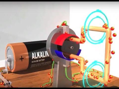 4017 - En este vídeo se muestra como controlar el giro de un motor con el circuito integrado L293, y se muestra como establecer los tiempos de giro con los integrad...