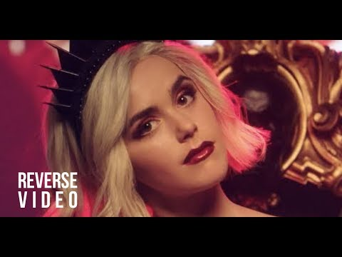 Reverse Music Video Trailer Chilling Adventures of Sabrina | Straight to Hell  | Netflix