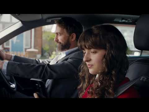 Volkswagen advert but I changed the soundtrack to **FU%€ THE POLICE**