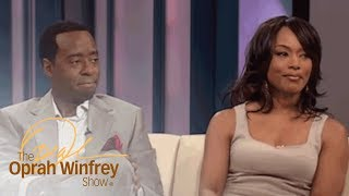 How Courtney B. Vance Set Ego Aside to Support Wife, Angela Bassett | The Oprah Winfrey Show | OWN