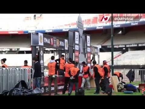 #RiverCampeón: así fue la previa de la gran final ante Tigres