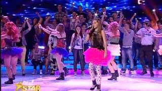 NextStar - Alexia Bucur are stofa de vedeta! Publicul a sustinuto direct pe scena! [23 MAI 2013]