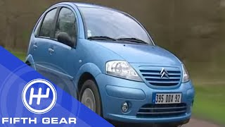 Fifth Gear: First Ever Car Review On Fifth Gear by Fifth Gear