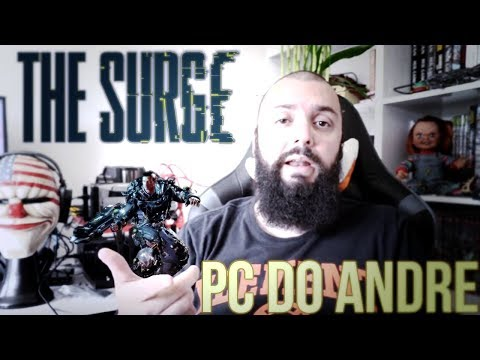 Chipart - PC DO ANDRÉ!! PRA QUE SLI?? GAME The Surge