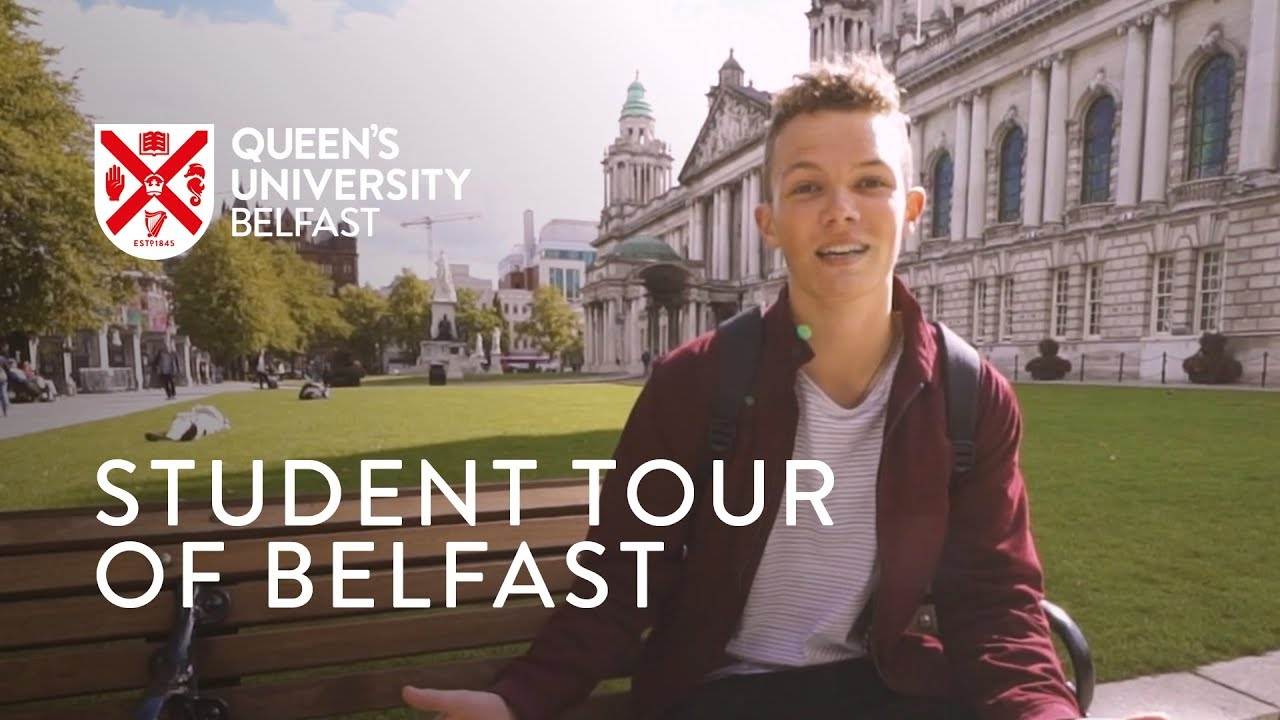 Video Thumbnail: Student Tour of Belfast