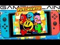 Testing Pac man Vs Multiplayer On 2 Nintendo Switches W