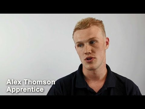 Meet our people… Alex Thomson, Apprentice at Oxford Instruments