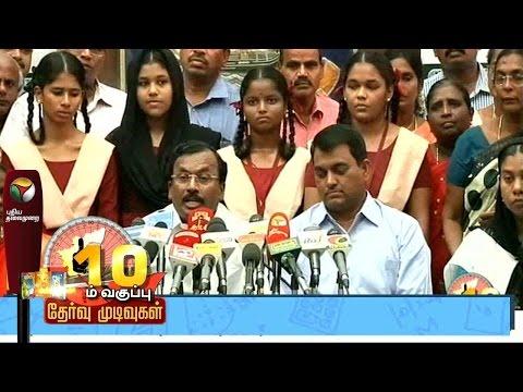 TN-SSLC-results-Chennai-Mayor-Saidai-Duraisamy-praises-corporation-school-students
