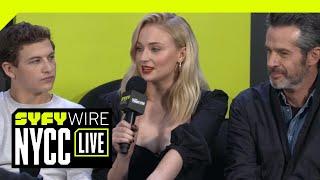 Dark Phoenix Cast On New Movie, Storyline And Legacy | NYCC 2018 | SYFY WIRE