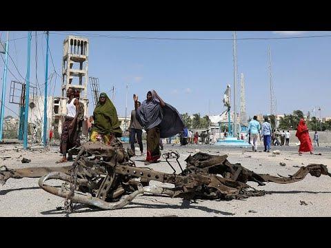 Σομαλία: Νεκροί και τραυματίες από διπλή επίθεση στο Μογκαντίσου …