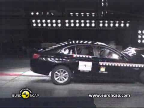 BMW 5-series BMW 5 Series Crash Test