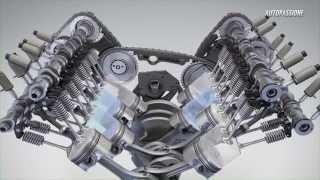 Audi S6 are tehnologia care dezactiveaza cilindrii
