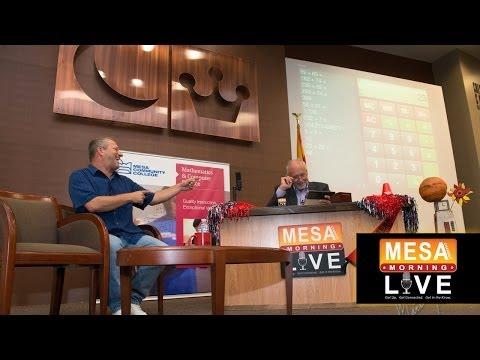 """The Human Calculator"" Scotts Flansburg vs. 100 Calculators видео"