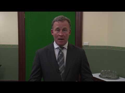 WATCH: Premier wishes Tasmania Talks a Happy 2nd Birthday