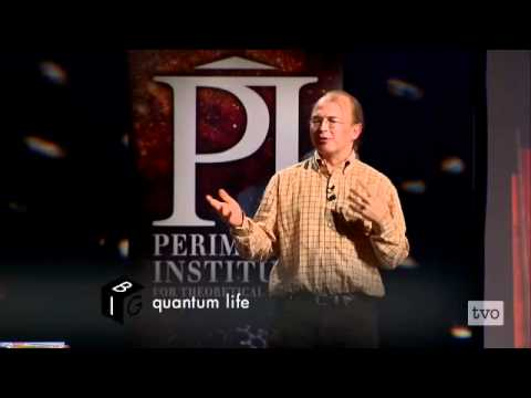 quantum - Big Ideas presents Seth Lloyd of the Massachusetts Institute for Technology on Quantum Life, how organisms have evolved to make use of quantum effects.