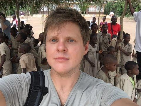 Путешествие по Южной Африке часть 2 (видео)