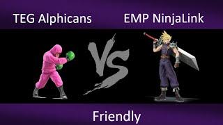 TEG Alphicans (Mac) vs EMP NinjaLink (Cloud)