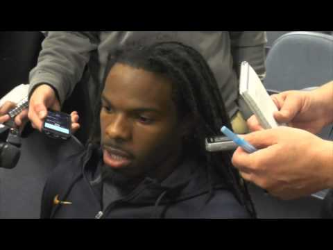 Kevin White Interview 10/4/2014 video.